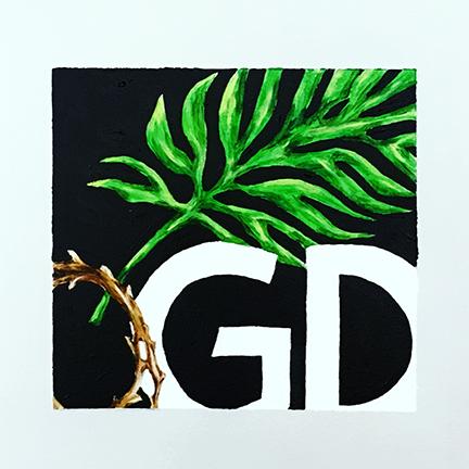 Gloria Dei Wall Mural Social Icon