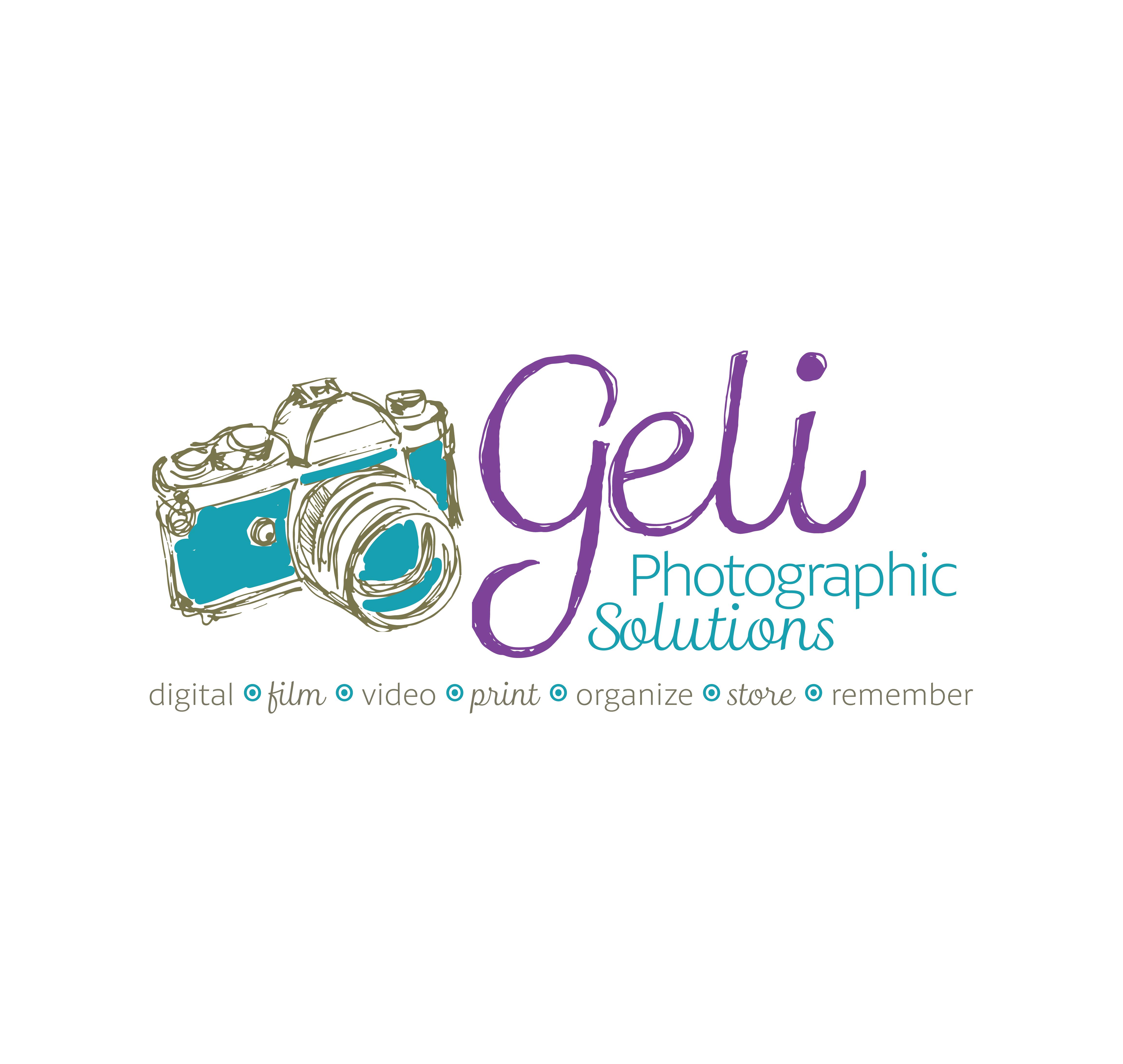 Geli Photographic Solutions Logo