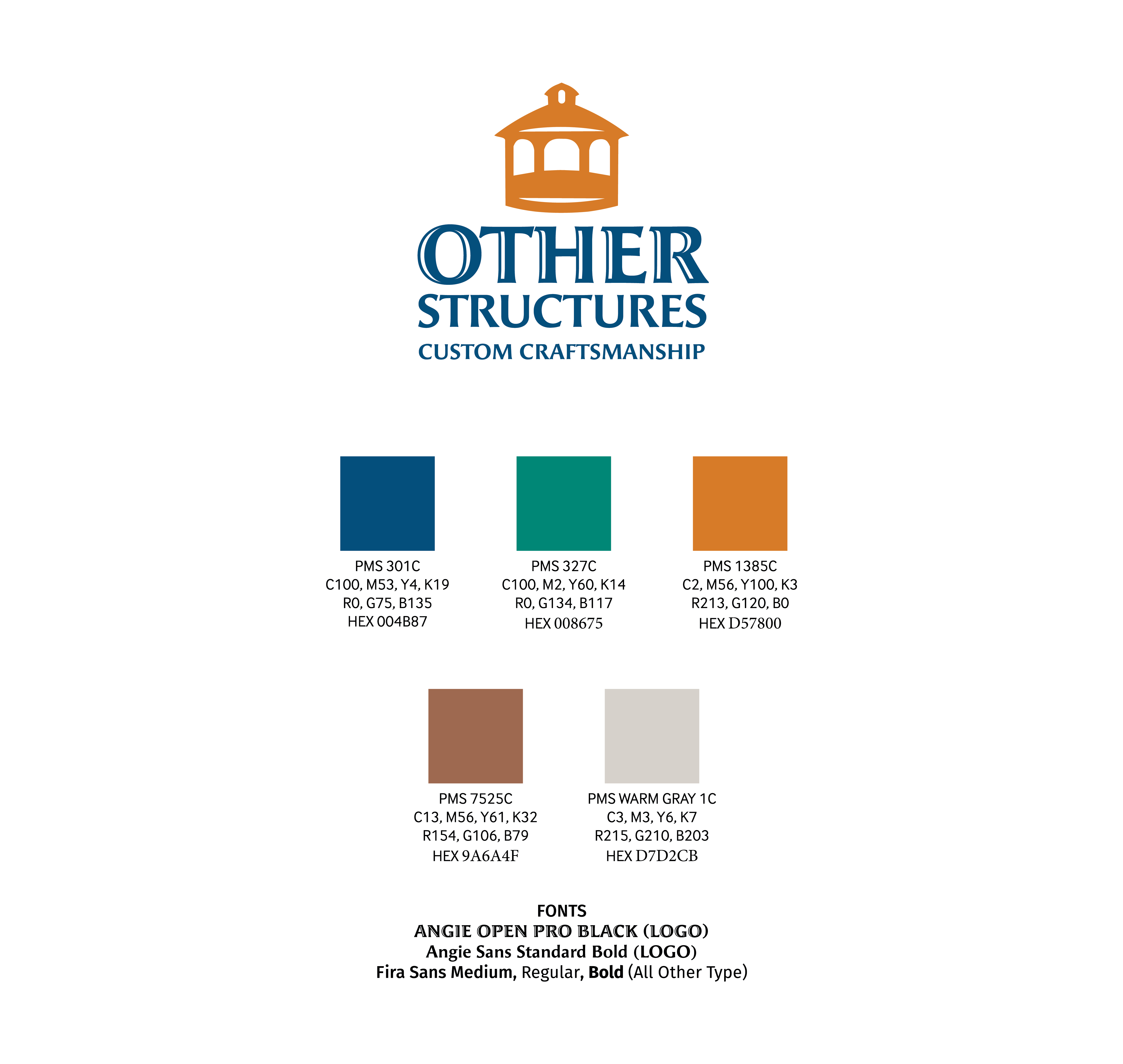 Other Structures Basic Brand Guidelines